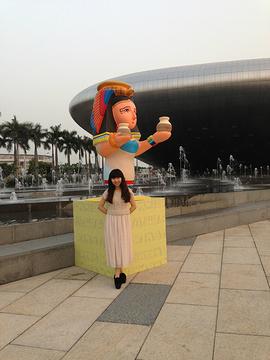 深圳欢乐海岸旅游景点攻略图