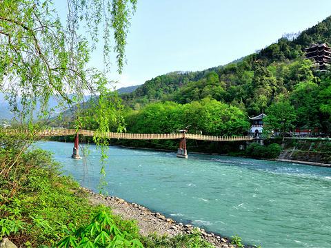 都江堰景区旅游景点图片