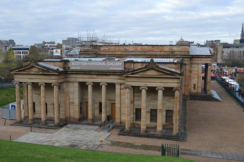 苏格兰国家美术馆