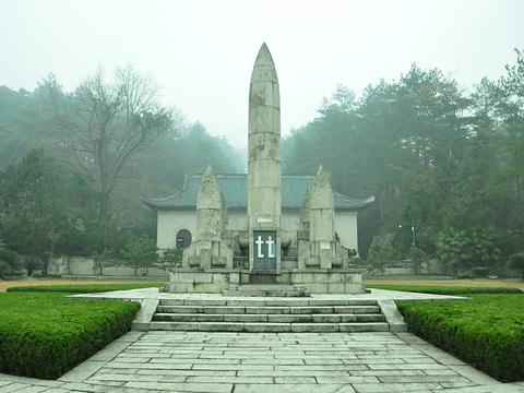 南岳忠烈祠旅游景点图片