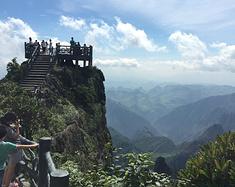 世界那么大,我想去看看——郴州莽山