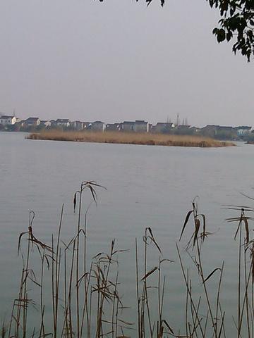 """""""南北湖山、海、湖融为一体,洞、园、池自成格局,环境独特,景色宜人。也有很多宾馆可以住宿,_南北湖""""的评论图片"""