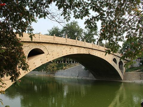 赵州桥旅游景点图片