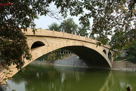 赵州桥的图片