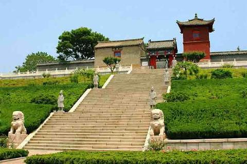 秦行宫遗址的图片