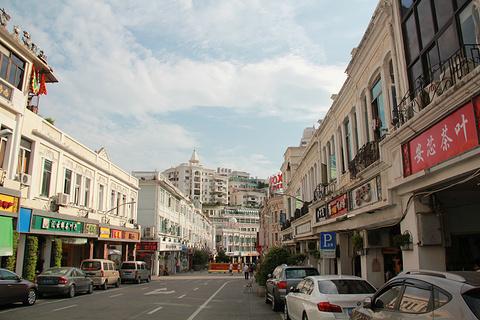 中山路步行街旅游景点攻略图