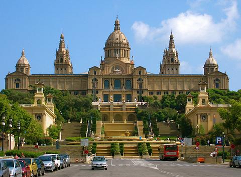 加泰罗尼亚国家艺术博物馆