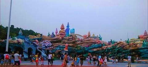 长江水世界旅游景点攻略图
