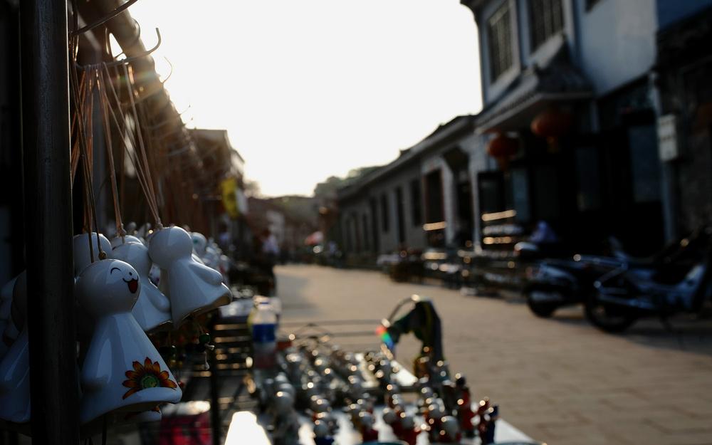 神垕古镇——文化之旅