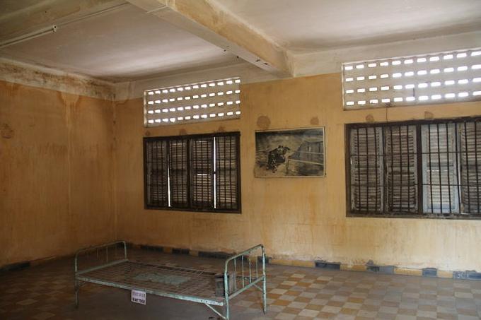 监狱博物馆图片