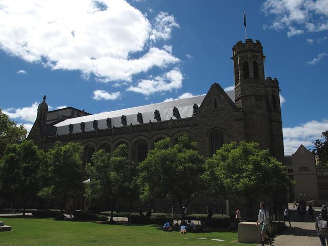 """""""同时也是澳大利亚最享有盛誉的澳大利..._阿德莱德大学""""的评论图片"""
