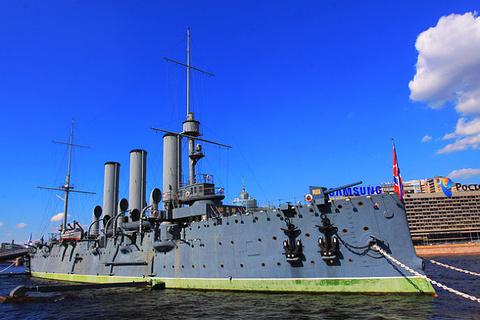 阿芙乐尔号巡洋舰的图片
