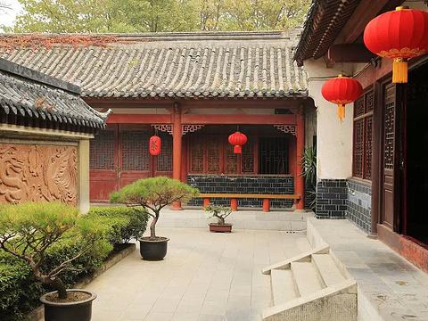 荆州古城旅游景点图片