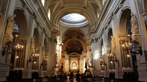 Cathedral of Palermo旅游景点攻略图