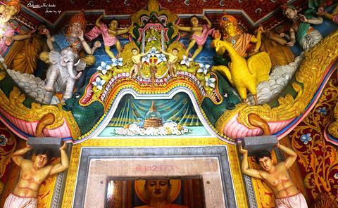阿输迦拉马雅寺旅游景点攻略图