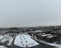 冬游蒙特利尔