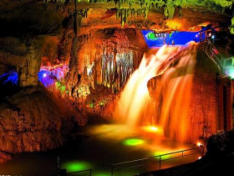 义龙洞旅游景点攻略图