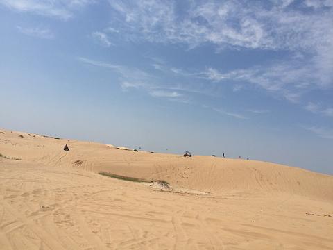 塔敏查干沙漠旅游景区旅游景点攻略图