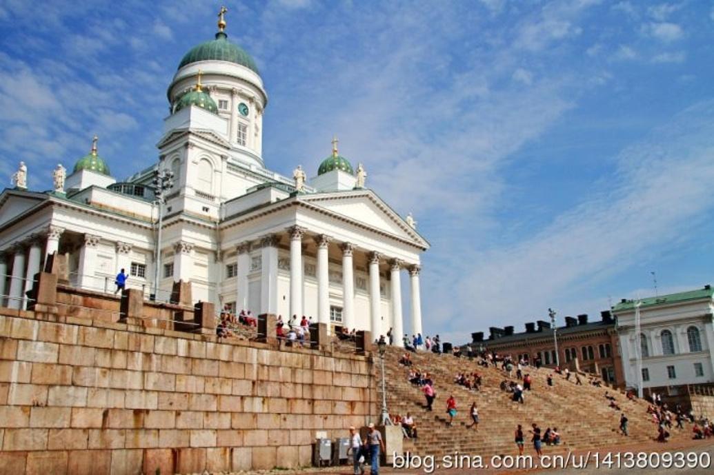 北欧四国之旅—芬兰瑞典挪威丹麦