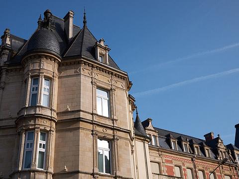 银行博物馆旅游景点图片