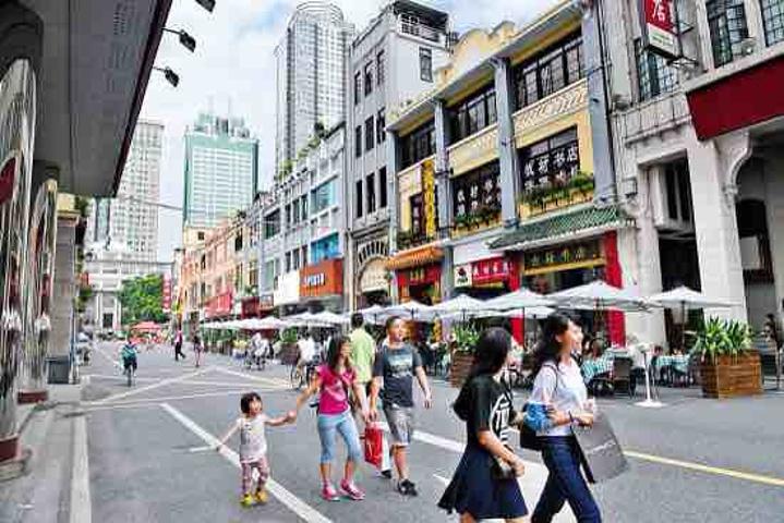 """""""价位适中,质量也是比较好的。不喜欢上下九那么热闹得,就去北京路吧_北京路步行街""""的评论图片"""