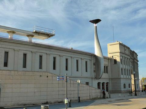 奥林匹克体育博物馆旅游景点图片