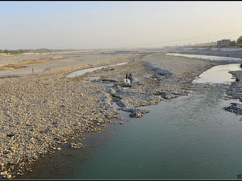 墨玉河旅游景点图片