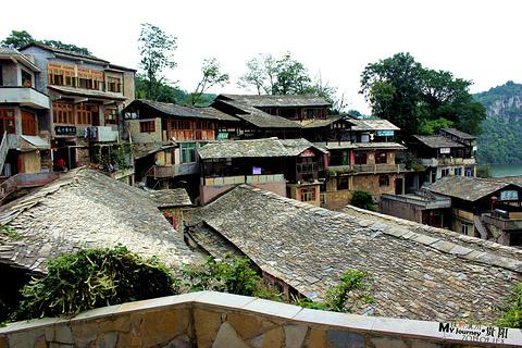 镇山村的图片