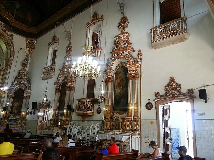 缤纷主教堂(IgrejadeNossoSenhordoBonfim)图片
