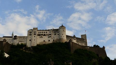 萨尔茨堡城堡旅游景点攻略图
