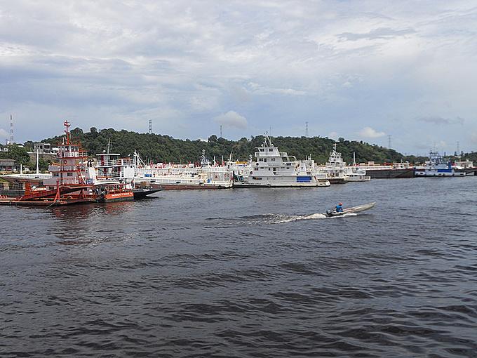 内格罗河登船码头图片