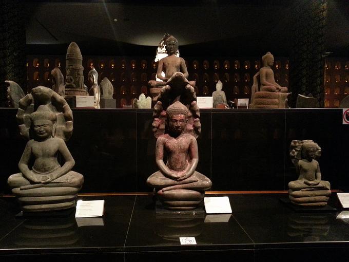 吴哥国家博物馆图片