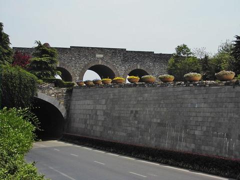 中山门旅游景点图片