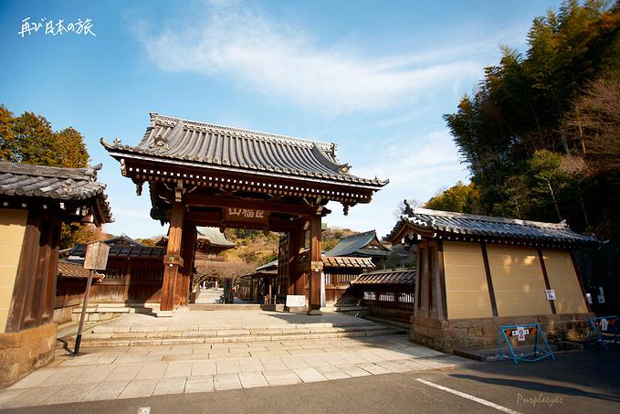 建长寺图片
