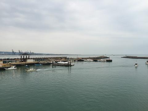 淡水渔人码头旅游景点攻略图