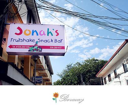 Jonah's Shakes