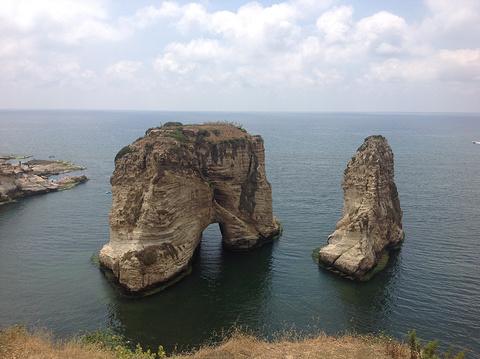 鸽子岩旅游景点攻略图