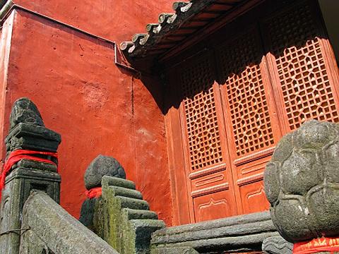榔梅祠旅游景点图片