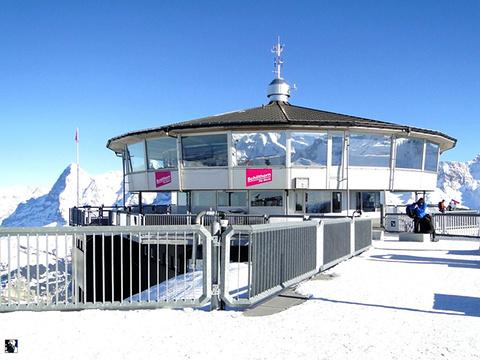 雪朗峰旋转餐厅旅游景点攻略图