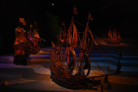 瓦萨沉船博物馆旅游景点攻略图