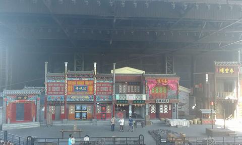 北京欢乐谷旅游景点攻略图