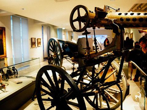 军事博物馆旅游景点图片