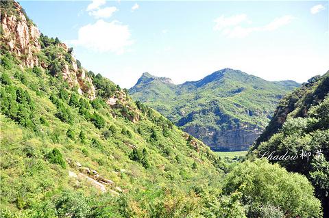 青菁顶自然风景区旅游景点攻略图