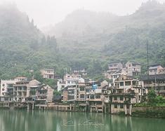烟雨缥缈的黔东南,一场不愿醒来的梦