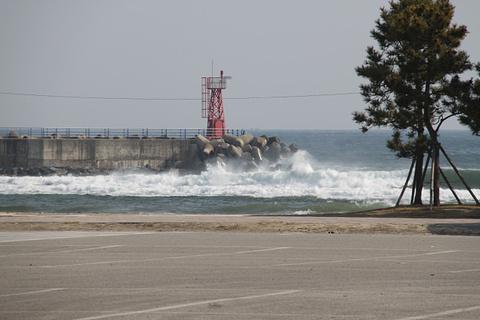 镜浦台海水浴场