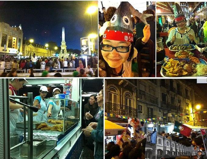里斯本城市节图片