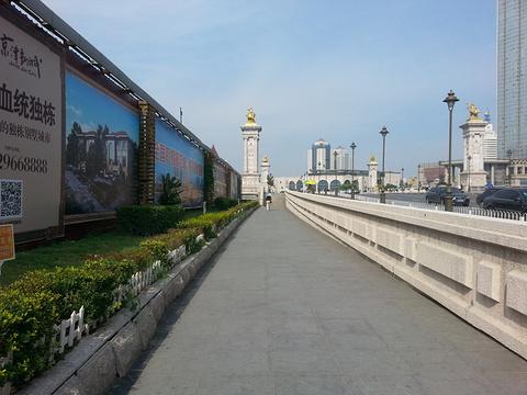 北安桥旅游景点攻略图