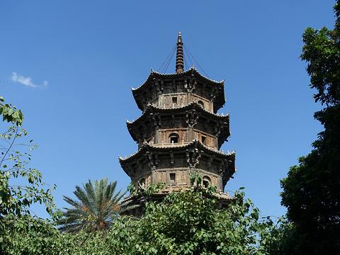 大开元寺旅游景点图片