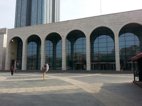 天津市规划展览馆旅游景点攻略图