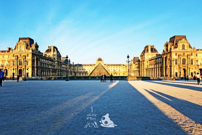 卢浮宫博物馆图片